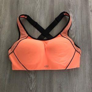 Victoria's Secret VSX sports bra 34c